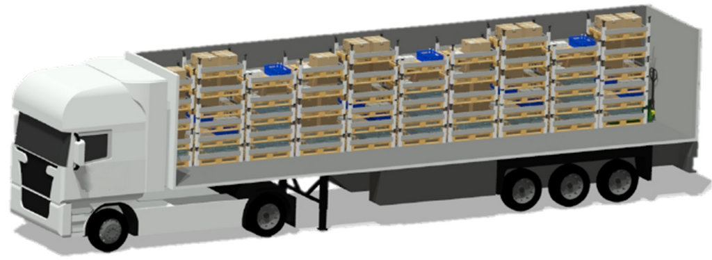 Palettenstapel-System PSS