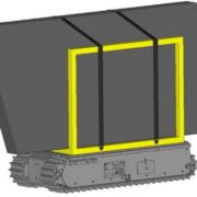 Movex Track-O Option Platten Transport Unterstützung