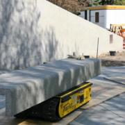 Movex modulares Treppensteiger Raupensystem Track-O Twin-Track 66