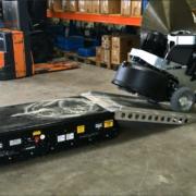 Movex modulares Treppensteiger Raupensystem Track-O Twin-Track 66 - Rampe