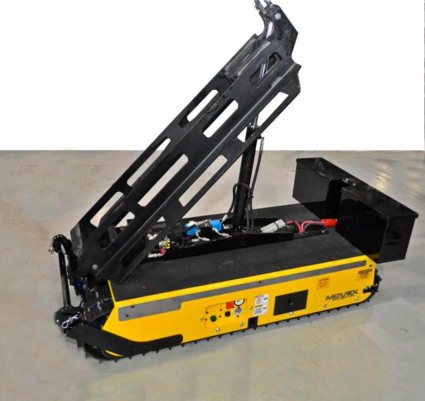 Movex modulares Treppensteiger Raupensystem Track-O Twin-Track 66 - Greengo