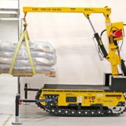Movex modular All Terrain Track System Track-O Cross Country - Jib Crane