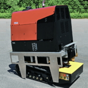Movex modulares All Terrain Raupensystem Track-O Heavy Duty - Asphalt Container Option