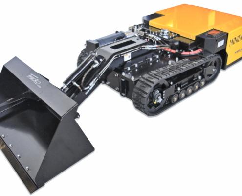 Track-O Minidozer M-48