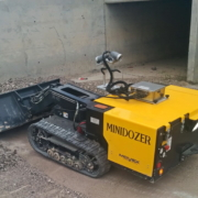Track-O Minidozer M-48 - Camera System