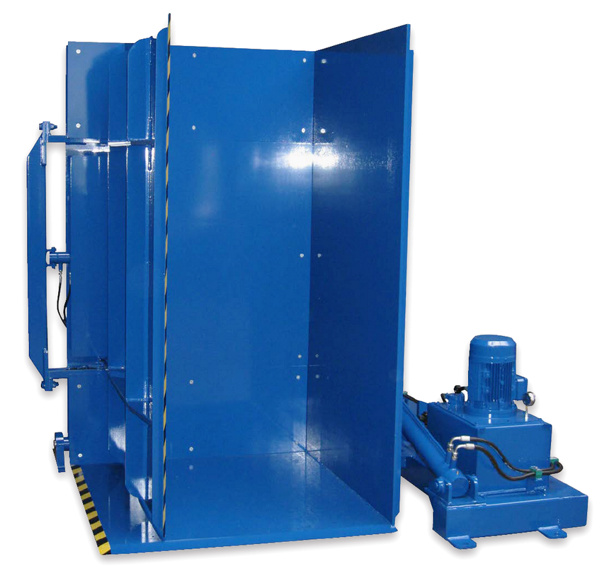 90 Degree Pallet Tippers Have A Wide Range Of Applications