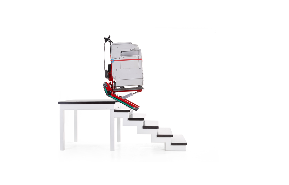 Stair Climber Domino Load Capacity 160 300 Amp 400 Kg